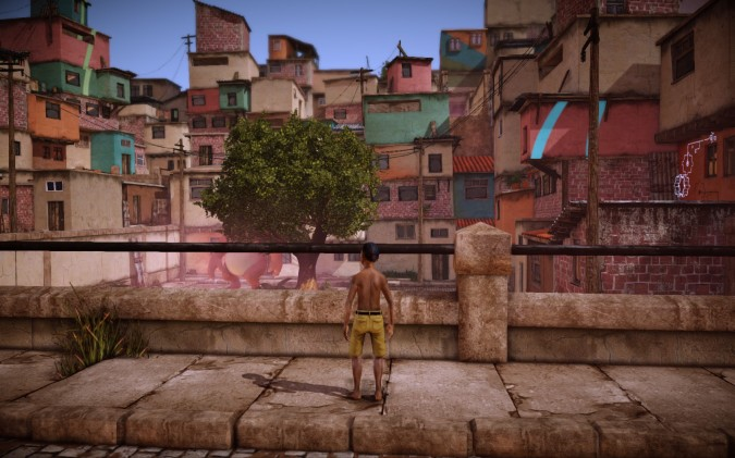 So this is a Favela... except more vertical than usual.